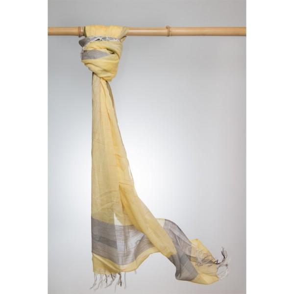 Cottonschal 90% Cotton/10% Poly 90X180 cm