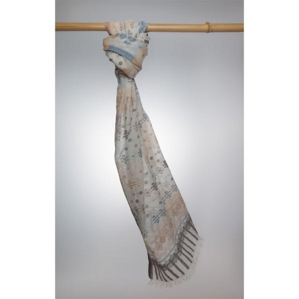 Cottonschal 100% Cotton 70X180 cm