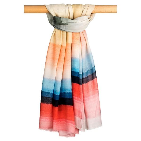Cottonschal 50% Cotton / 50% Modal 100 x 180 cm