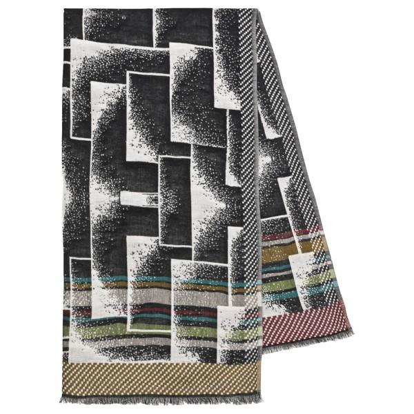 Ponchoschal 70%Acrylic/30% Cotton 100 x 180 cm