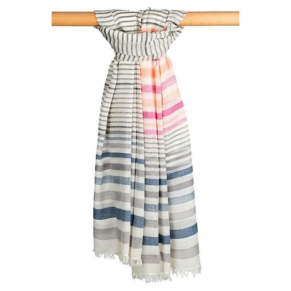 Cottonschal 95% Cotton / 5% Polyester 100 x 180 cm