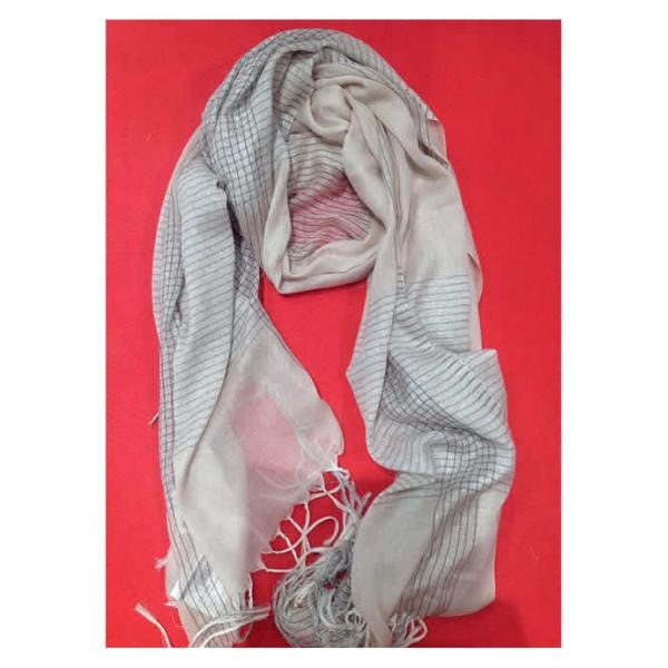 Cottonschal 95%Cotton 5% Lurex 100 x 180 cm