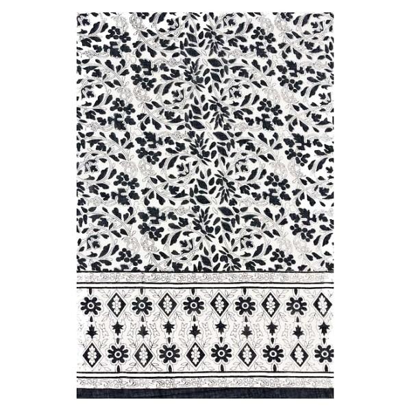 Cottonschal crash 100% Cotton 110 x 180 cm