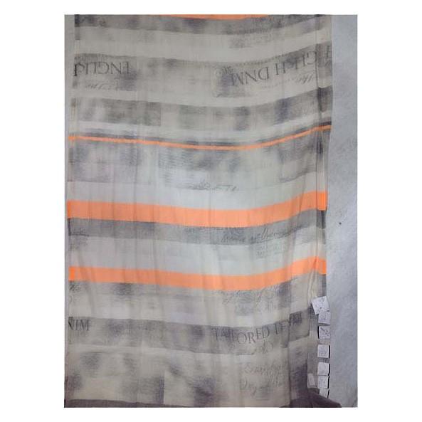 Cottonschal unisex 100% Cotton 100 x 180 cm
