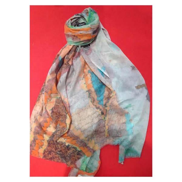 Cottonschal 65% Cotton 35% Modal 100 x 180 cm
