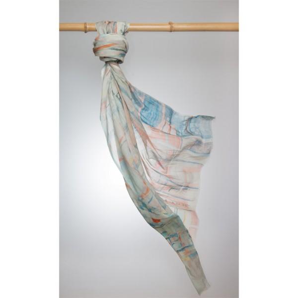 Cotton-Modalschal 65% Cotton/35% Modal 100X180 cm