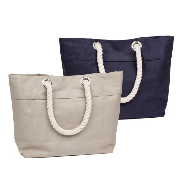 Fenner-Fashion Canvas Bag, Damenhandtasche, Henkeltasche, Shopper London