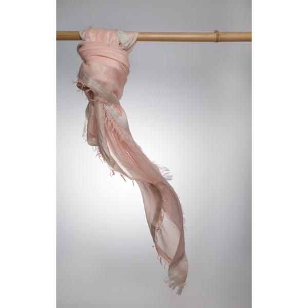 Cottonschal 135X135 cm